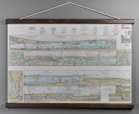 FL: Palm Shores to West Palm Beach, FL Nautical Wall Chart