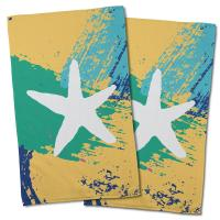 Bimini Starfish Hand Towel (Set of 2)