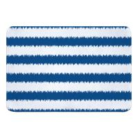 Siesta Key - Rumors Blue Memory Foam Bath Mat
