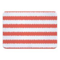Siesta Key - Rumors Coral Memory Foam Bath Mat