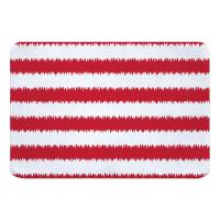 Siesta Key - Rumors Red Memory Foam Bath Mat