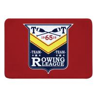 Rowing League Memory Foam Bath Mat