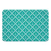 Sugarloaf Key Anchor Memory Foam Bath Mat