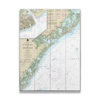 NJ: Little Egg Inlet to Hereford Inlet, NJ Nautical Chart Sign