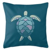 Andros - Sea Turtle Shell Pillow