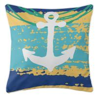Bimini - Anchor Pillow