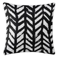 Grand Bahama - Drifter Black Pillow