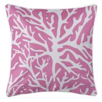 Sea Coral Pillow - Pink