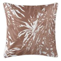 Palm Springs Pillow - Brown