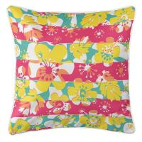 Island Flowers Pillow