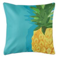 Summer Pineapple Pillow