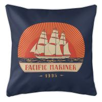 Pacific Mariner Pillow