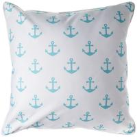 Marathon - Anchors & Rope Pillow