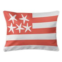 Beach Flag Lumbar Pillow - Duval