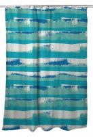 Ocean Currents Shower Curtain