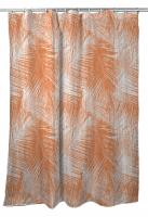 Boca Chica - Palm Breeze Shower Curtain