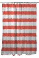 Siesta Key - Rumors Coral Shower Curtain