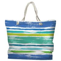 Coastal Lines Tote Bag