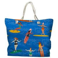 Surfer Girl - Surf Party Tote Bag