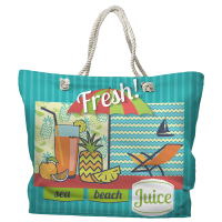 Fresh Juice Tote Bag
