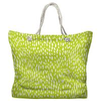Hipster Lime Tote Bag