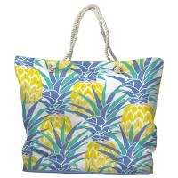 Pineapple Isle Tote Bag