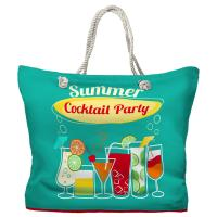 Cocktail Party Tote Bag