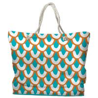Mermaid Scales Tote Bag