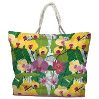 Orchid Garden Tote Bag