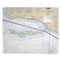 CA: Point Dume to Purisima Point, CA Nautical Chart Blanket