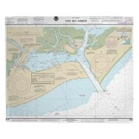 NJ: Cape May Harbor, NJ Nautical Chart Blanket