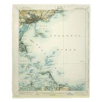MA: Boston Bay, MA (1903) Map Blanket