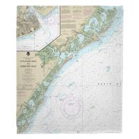 NJ: Little Egg Inlet to Hereford Inlet, NJ Nautical Chart Blanket