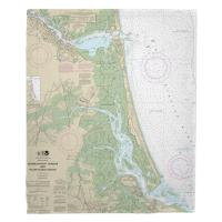 MA: Newburyport Harbor & Plum Island Sound, MA Nautical Chart  Blanket