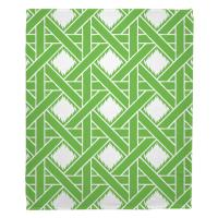 Key Largo - Passport Green Blanket