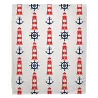 Captains Key - Lighthouse Blanket