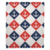 Captains Key - Anchor Blanket
