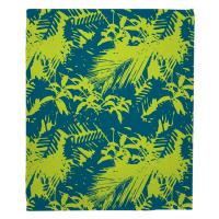 Walker's Cay - Island Getaway Turquoise & Lime Blanket