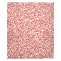 Dreamy Sea Coral Blanket
