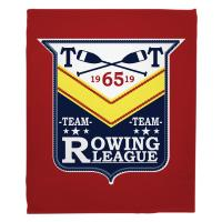 Rowing League Blanket