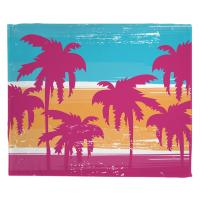 Palm Trees Blanket