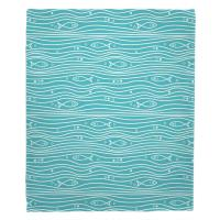 Swimming Fish Blanket
