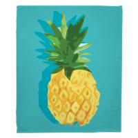 Summer Pineapple Blanket