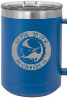 Custom Sailfish 15oz Insulated Mug S/4