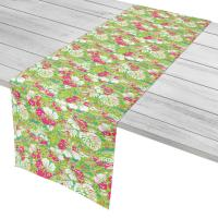 Key West Tropical Table Runner